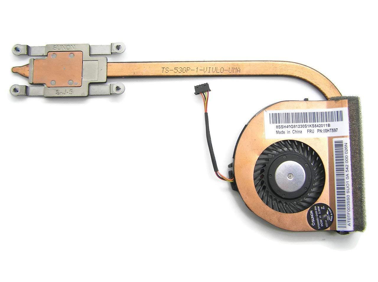 New Genuine FH for Lenovo Thinkpad T450 Fan Heatsink 04X5942