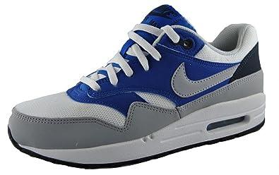 NIKE Air Max Sneaker Kinder(GS) 555766 105 Blau Grau Weiß