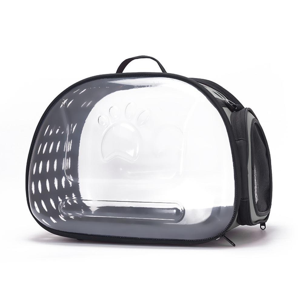 A Daeou Pet Backpack Transparent cat Bag Out Carryon Bag cat cage cat Tote cat Bag Dog Shoulder Backpack Space Capsule Pet Bag 32  42  29cm Acrylic