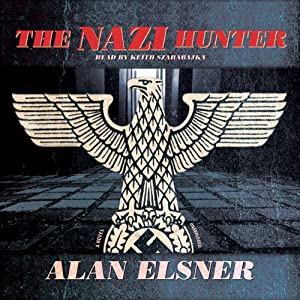 The Nazi Hunter Audiobook