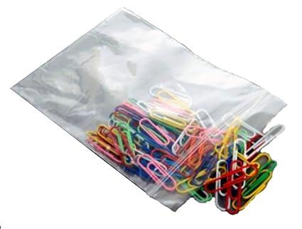Agarre Easipack bolsas de polietileno con cierre GL9 - (12,7 ...
