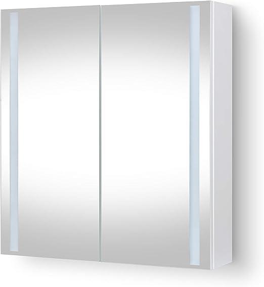Planetmobel Led Spiegelschrank Bad Badspiegel Spiegelschrank Mit