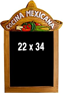 product image for Cocina Mexicana Kitchen and Restaurant Blackboard Chalkboard