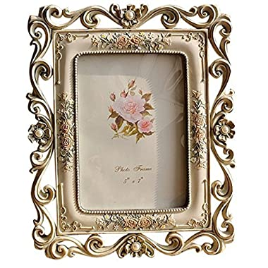 Gift Garden 5 by 7 -Inch Picture Frame Hollow up for Photo 5x7