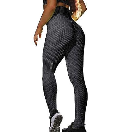 272f19b727 Amazon.com   BeaYoo 2019 Women s High Waist Yoga Pants Tummy Control ...