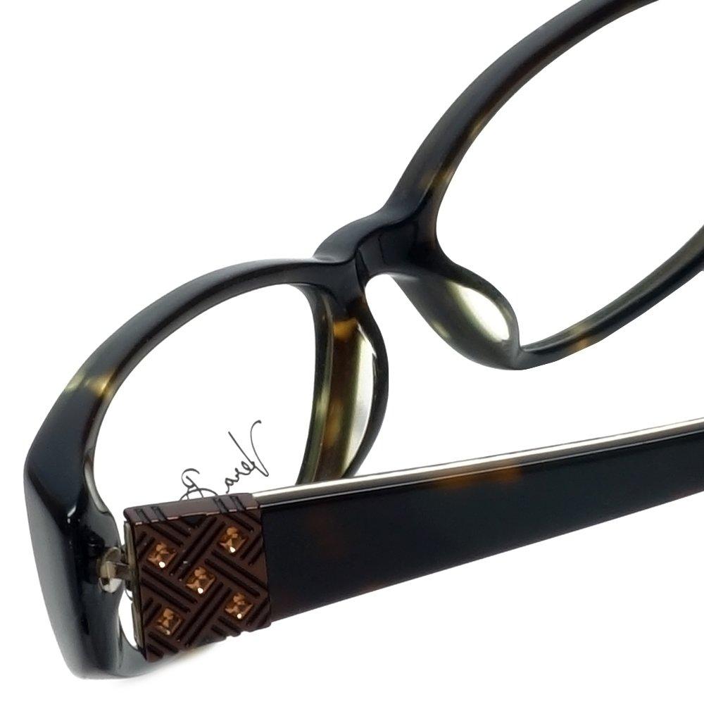 d58bdc2fc2 Amazon.com  Vera Bradley Designer Eyeglass Frame Alyssa-CYN in Canyon 52mm   Clothing
