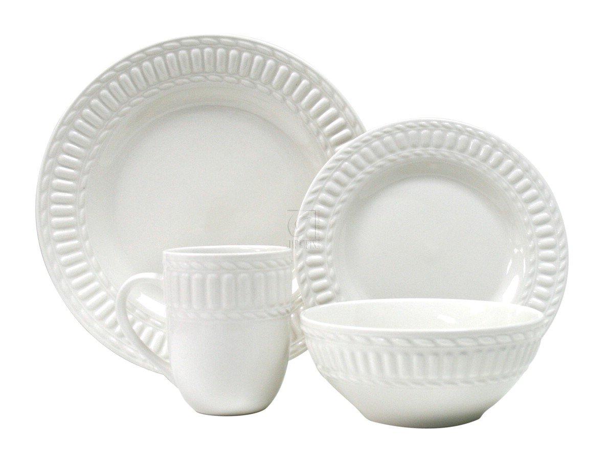 Amazon.com   Arctica 16 PC DINNERWARE SET Service for 4 - Dinnerware Set Thomson Pottery Dinnerware Dinnerware Sets  sc 1 st  Amazon.com & Amazon.com   Arctica 16 PC DINNERWARE SET Service for 4 - Dinnerware ...