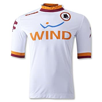 2012-13 Roma Away Kappa Football Shirt