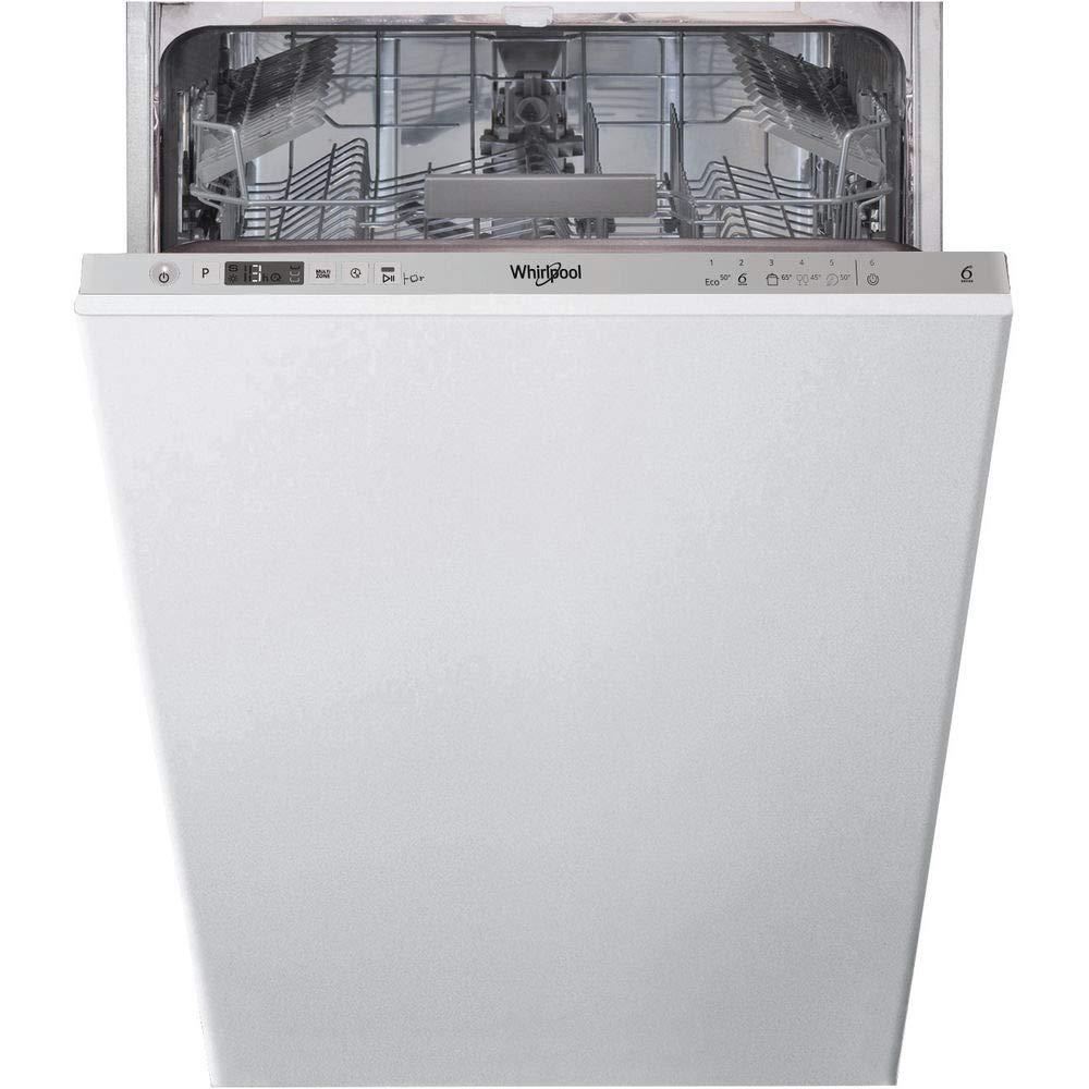 Whirlpool WSIC 3M17 lavavajilla Totalmente integrado 10 ...