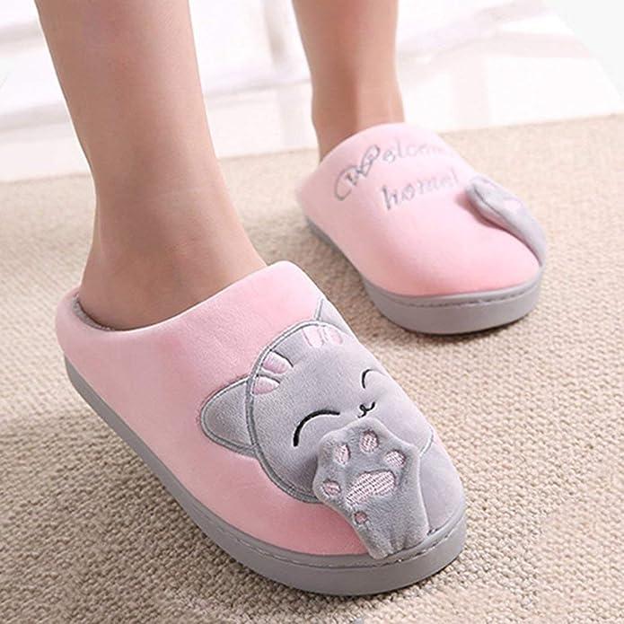 Pantofole comode da Pantofole Tessuto di Cotone ultramorbido casa in 6w6rAqZ