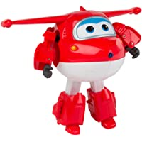 Super Wings - Jett personaje transformable Super Wings (ColorBaby 75872)