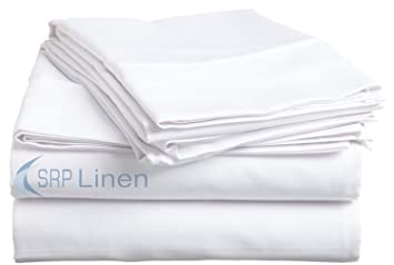 hotel brand thread count 6piece extra deep pocket super soft sheet set fit