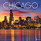 2017 Chicago Wall Calendar