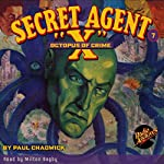 Secret Agent X #7 September, 1934 | Brant House,Paul Chadwick, Radio Archives
