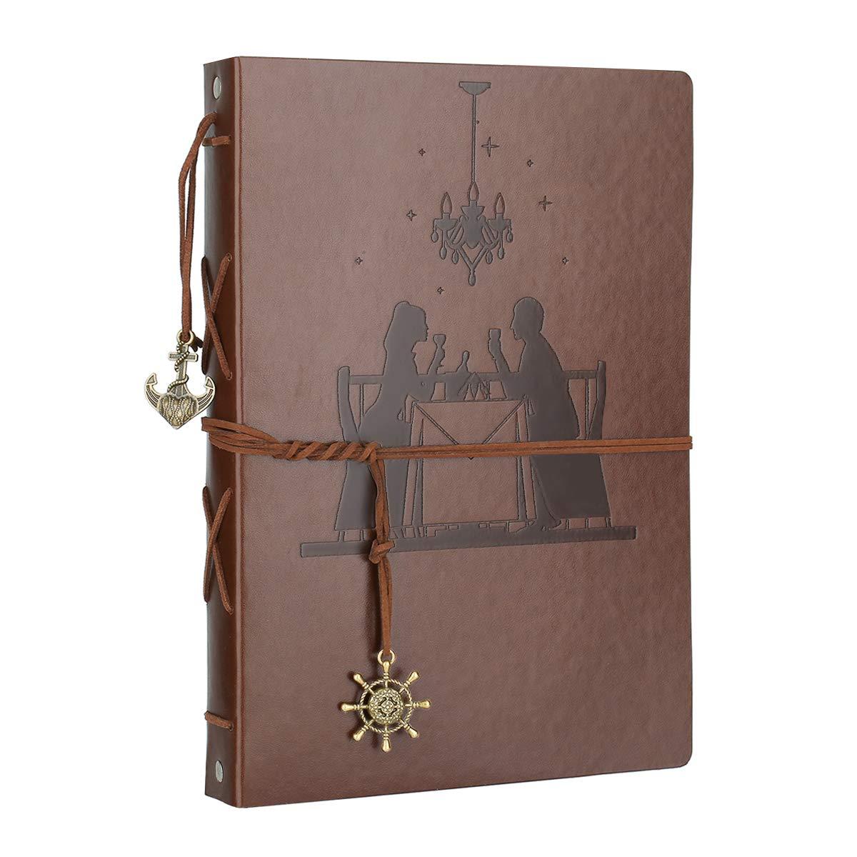 cuaderno fotografias novios