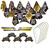 Glimmer & Shimmer New Years Party Kit For 100 Guests