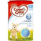 Cow & Gate 英国牛栏 婴幼儿奶粉 3段900g(1-2岁) 包税包邮【跨境自营】