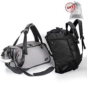 CEQR Bolsas de Gimnasio Sport Gym Bag 35-55L con ...