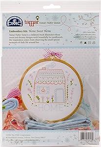 DMC Sweet Home Charles Craft/Tamar Embroidery Kit
