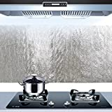 Kitchen Aluminum Film Oil Sticker Self Adhesive Anti Oil Kitchen Cabinet Adhesive Wall Paper,wallpaper,kitchen wallpaper, wallpaper adhesive, adhesive film,brick wallpaper,chrismast, halloween gift
