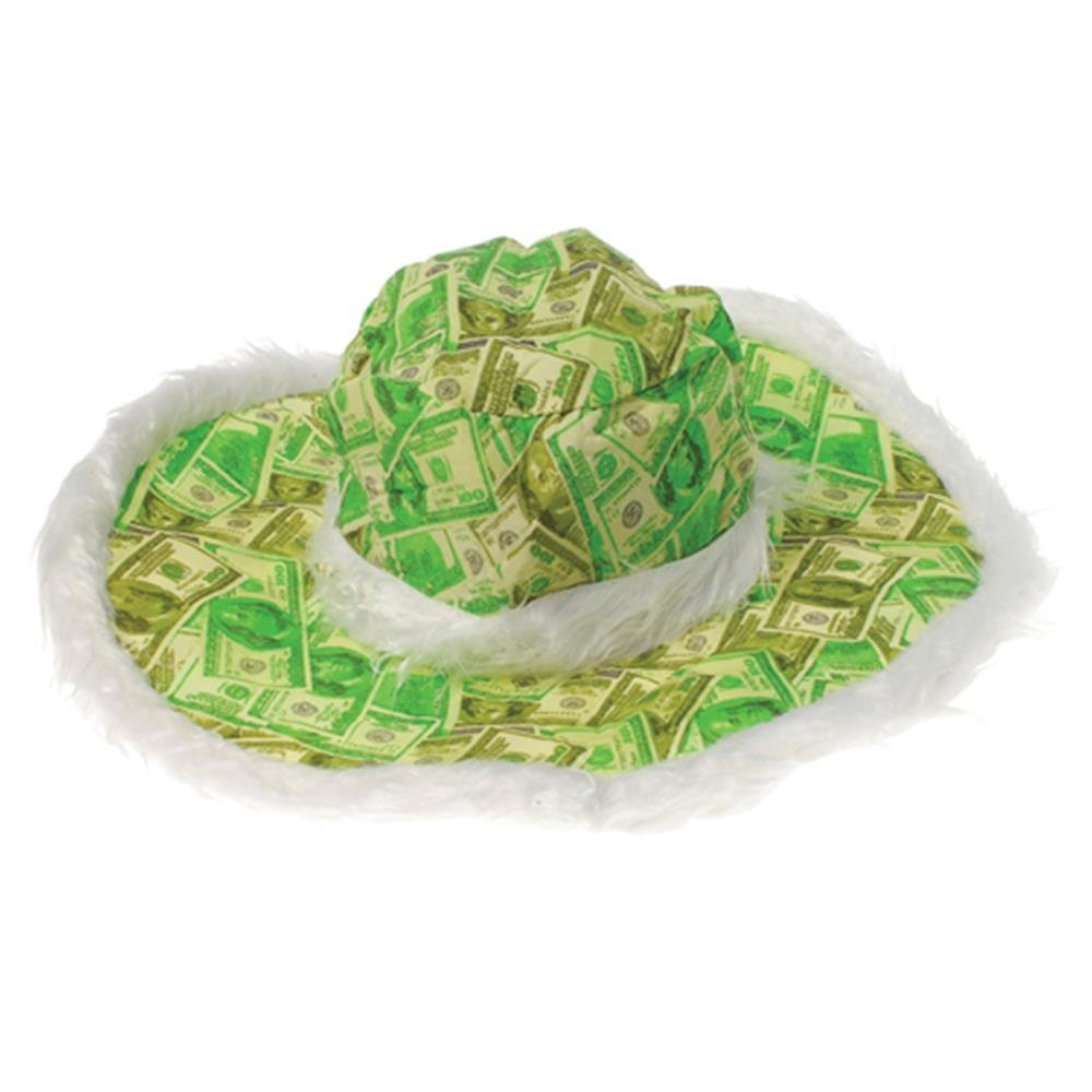US Toy Big Money Hat, One Größe