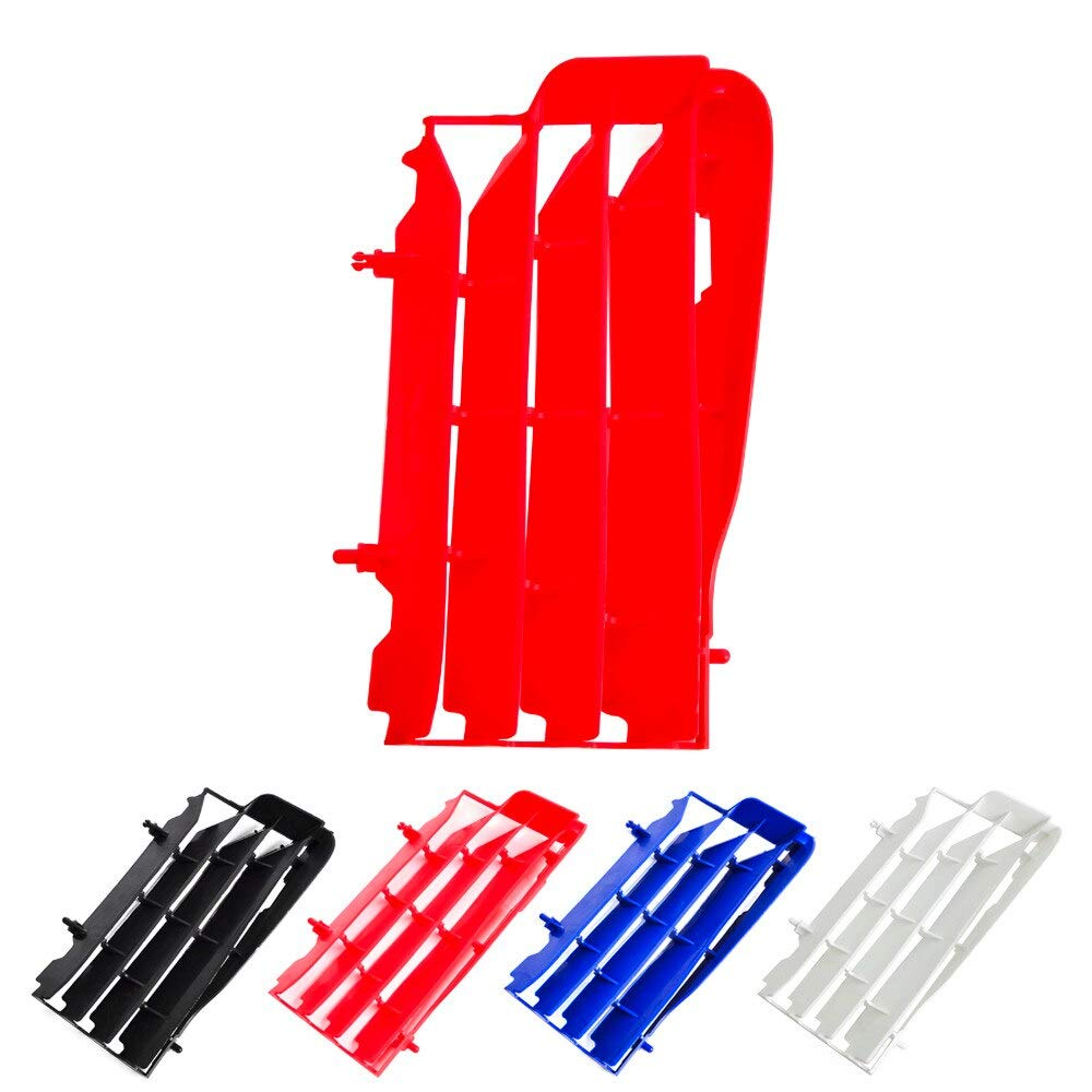 Aki-dreams-house - Plastic Radiator Grill Protector Guard Cover for Honda CRF250L Rally CRF 250L 2012 2013 2014 2015 CRF 250 L