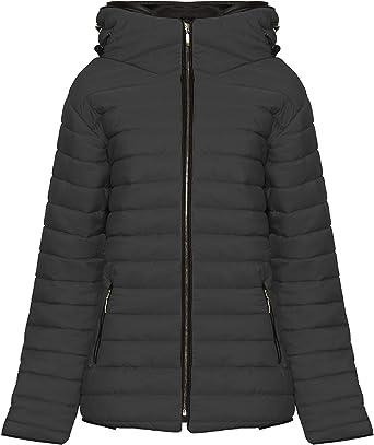 Black Puffa Coat Size 8 Coats, Jackets & Waistcoats