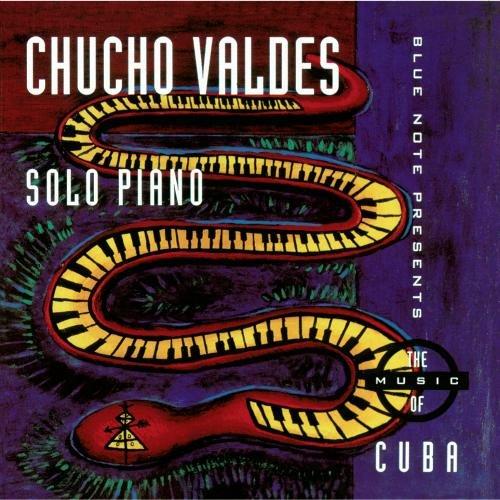 Solo Piano by VALDES,CHUCHO