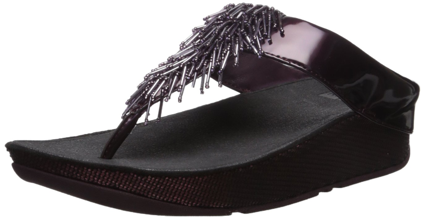 FitFlop Cha, Cha Cha, Sandales Bout Ouvert (Deep Femme B000LSXRV0 Violet (Deep Plum 398) bd71f66 - latesttechnology.space