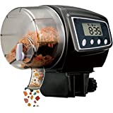 Fish Feeder, Automatic Fish Feeder, eBoTrade Aquarium Tank Auto Fish Food Timer Batteries Included