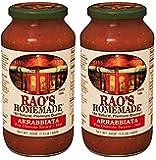Rao's Arrabiata Sauce Gluten Free, 24 oz (Pack of 2)