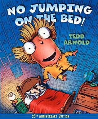 book cover of No Jumping On the Bed