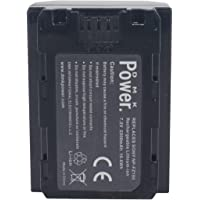 DMK Power NP-FZ100 Battery 2280mAh for Sony NP-FZ100 Z Series Rechargeable Battery Pack for Alpha A7 III A7R III A9 A9R A9S Digital Cameras