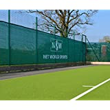 Tennis Court Windscreen/Privacy Screen - 40' x 6.5' [Superior Finish] – Green
