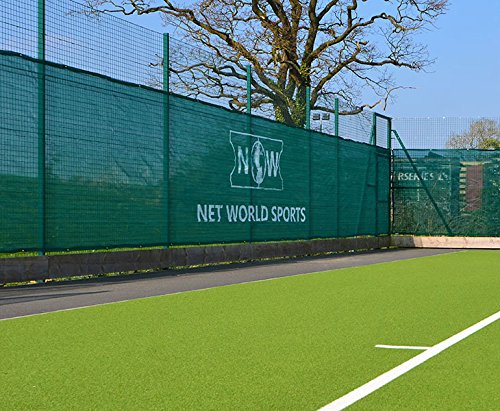 Tennis Court Windscreen/Privacy Screen - 40' x 6.5' [Superior Finish] – Green Net World Sports