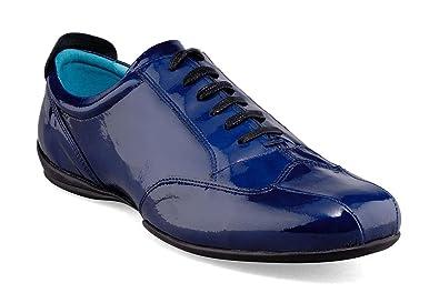 détaillant en ligne 416ce 9741d Monderer Design - Mika Bleu - Homme - Taille 43: Amazon.fr ...