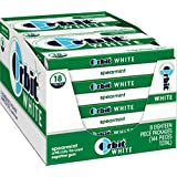 Orbit White Spearmint Sugarfree Gum, (Pack of 8)