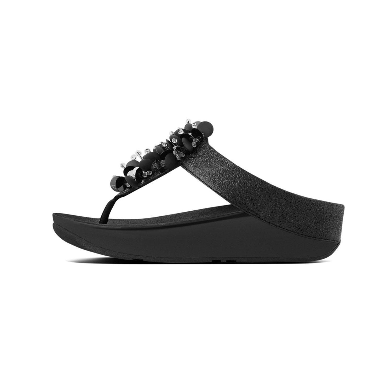 79e2e2a5e038 fitflop Womens Boogaloo Toe Post Flip Flop  Amazon.ca  Shoes   Handbags