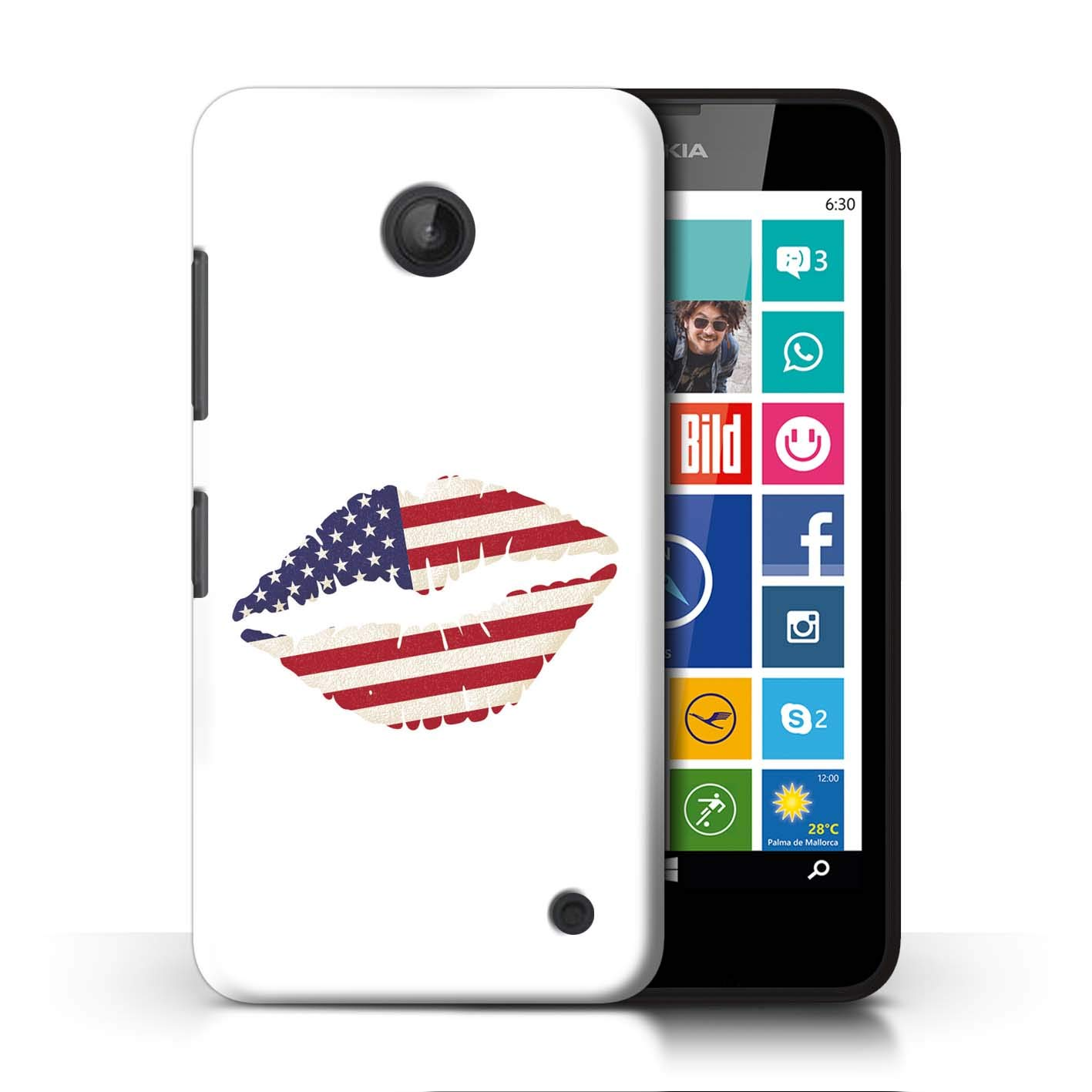 Amazon.com: eSwish Phone Case/Cover for Nokia Lumia 630 / I ...