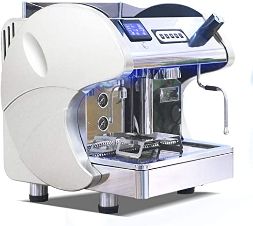 ZJINHUI Cafetera Máquina de café exprés, Máquina de café exprés de ...