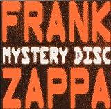 Mystery Disc by Frank Zappa (1998-09-14)