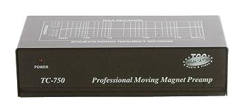 Fixapart PRE AMP-PRO - Amplificador de audio (0,5%, 85 Db, 1000 Ohmio, RCA, 220V, 12V) Negro