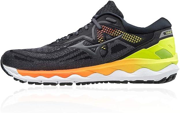 Mizuno Wave Sky 4, Zapatillas para Correr de Carretera para Hombre: Amazon.es: Zapatos y complementos