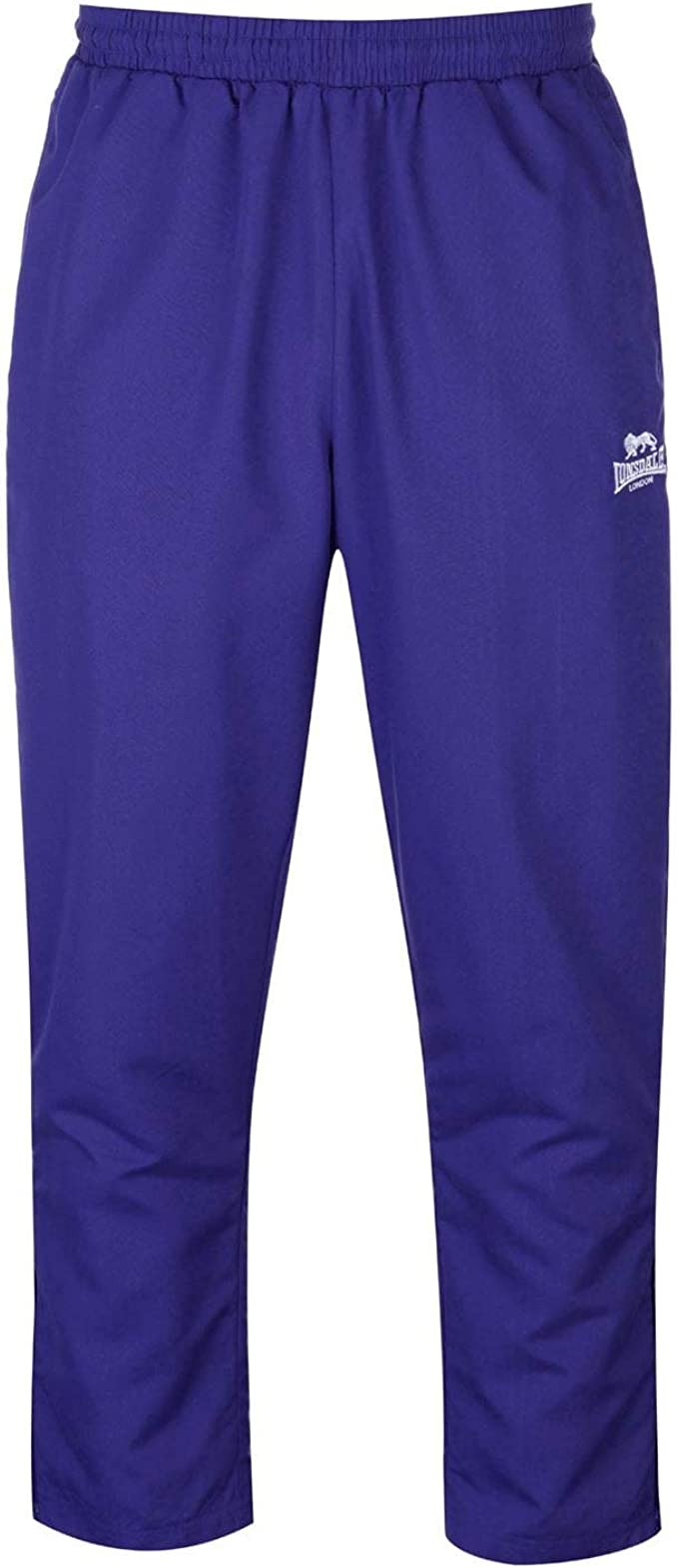 Lonsdale - Pantalones de chándal para Hombre con Cremallera ...