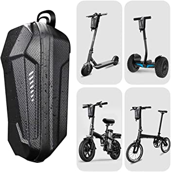 Bolsa de Almacenamiento para Scooter Xiaomi M365 , Scooter Eléctrico Delantero Bolsa Para Colgar EVA Durable Fit Car Charger Tool, Compatible Con ...
