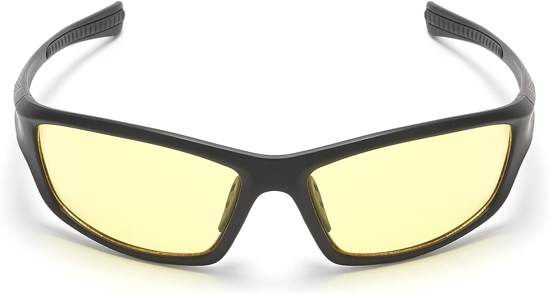 FWE Altair Anti-Fog Scratch Resistant Lense Lightweight Frame Cycling Sunglasses