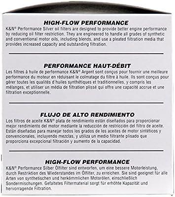 K/&N PS-2010 Pro-Series Oil Filter Fit For Chrysler Mercury Ford Dodge Jeep VPG