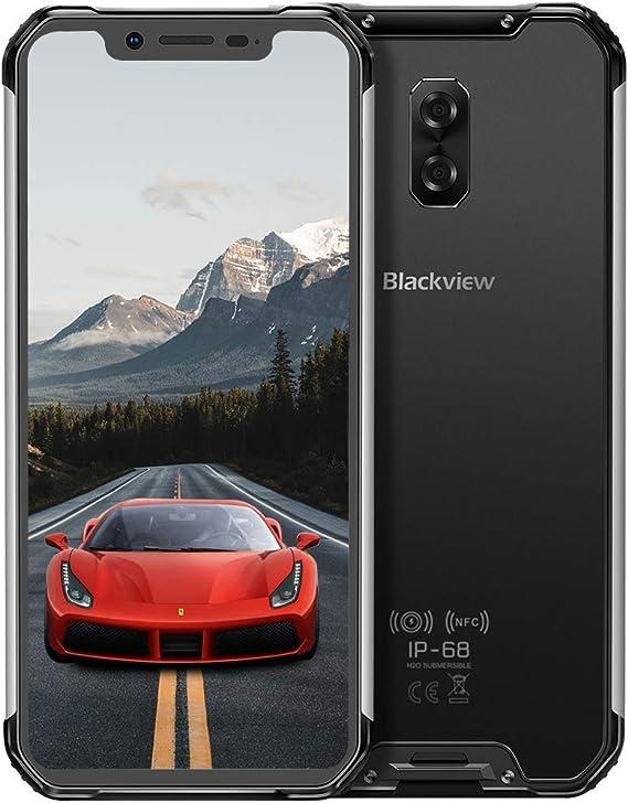 Móvil Libre Resistente(2020), Blackview BV9600 Telefono Móvil ...