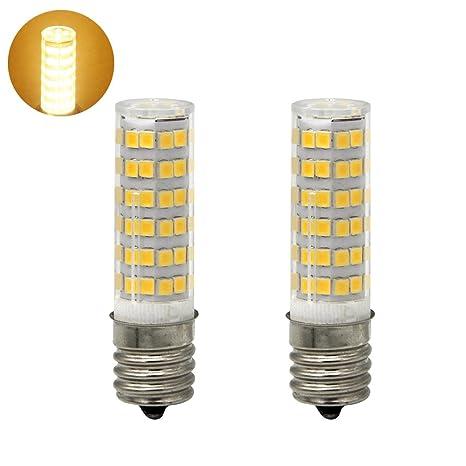 Amazon.com: LED Luz de la foco con base E17 Intermedio, 120 ...