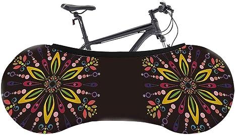 Cubierta De Bicicleta Decorativa,Funda Bici para Interiores ...